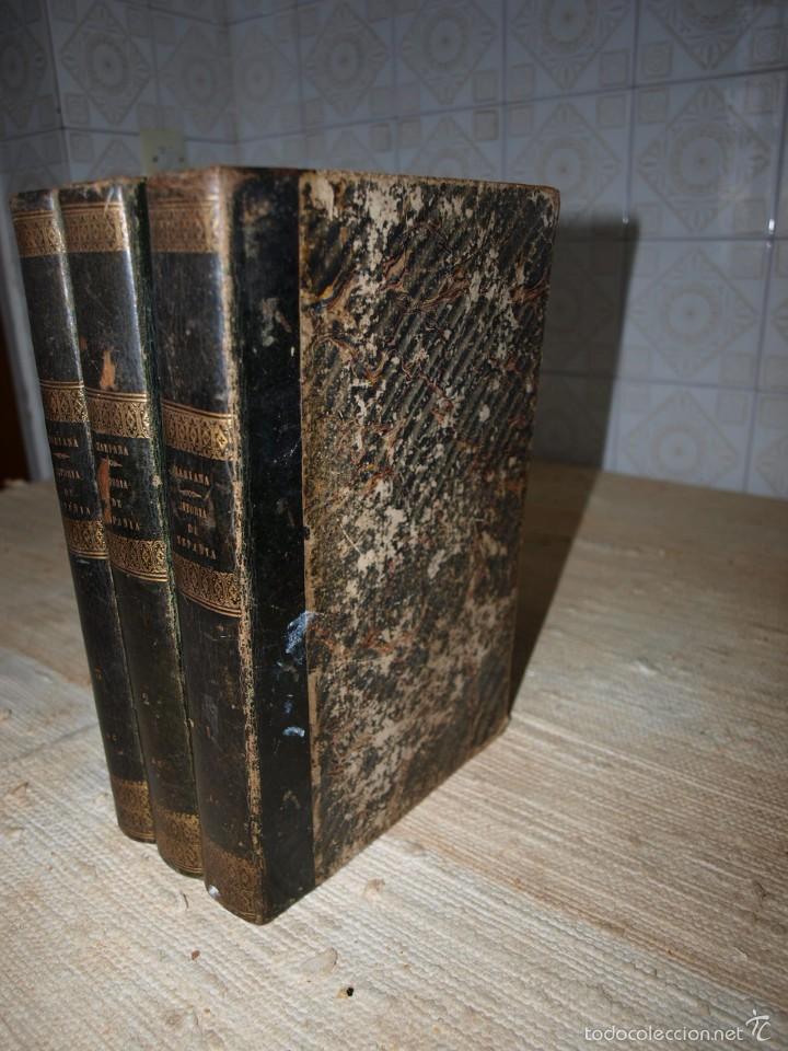 Libros antiguos: Padre Mariana. Historia General de España, Madrid, 1852. - Foto 4 - 56644172
