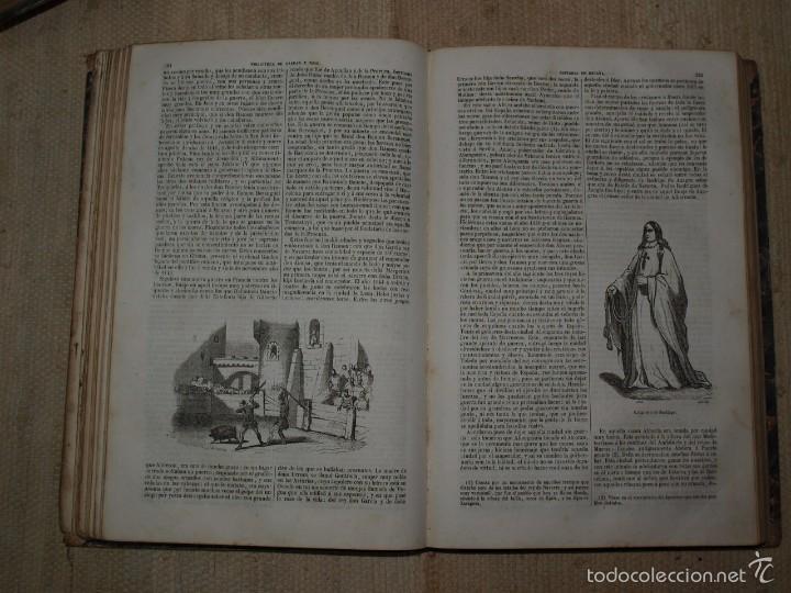 Libros antiguos: Padre Mariana. Historia General de España, Madrid, 1852. - Foto 9 - 56644172