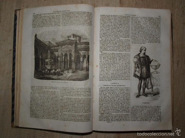 Libros antiguos: Padre Mariana. Historia General de España, Madrid, 1852. - Foto 10 - 56644172