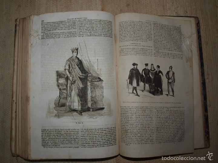 Libros antiguos: Padre Mariana. Historia General de España, Madrid, 1852. - Foto 11 - 56644172