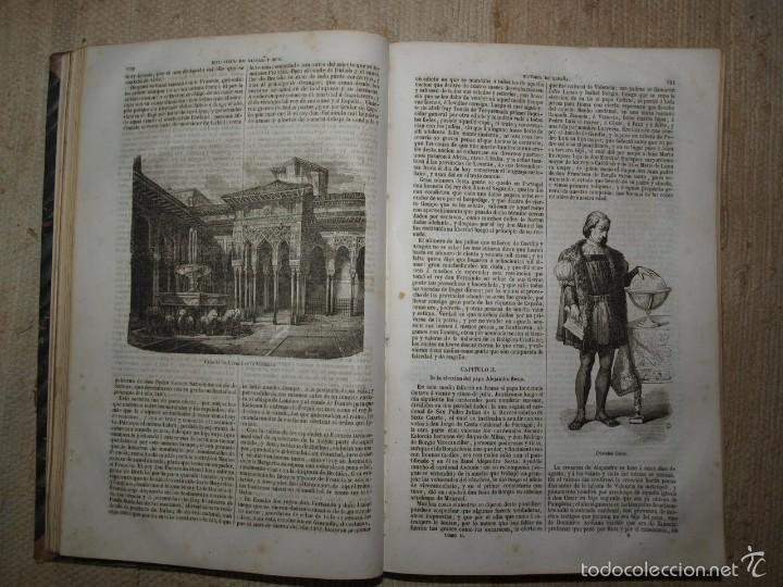 Libros antiguos: Padre Mariana. Historia General de España, Madrid, 1852. - Foto 12 - 56644172