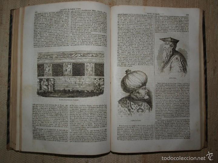 Libros antiguos: Padre Mariana. Historia General de España, Madrid, 1852. - Foto 13 - 56644172