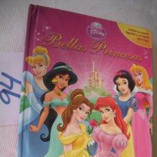Libros antiguos: BELLAS PRINCESAS - LIBRO JUEGO. Lote 56657486