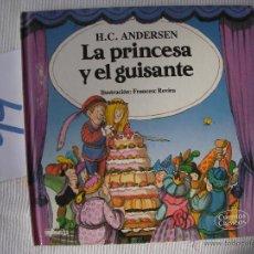 Libros antiguos: CUENTOS CLASICOS - LA PRINCESA Y EL GUISANTE - ENVIO GRATIS A ESPAÑA. Lote 56657683
