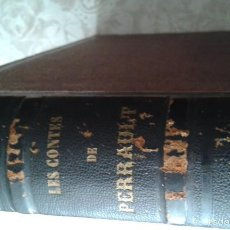 Libros antiguos: LES CONTES DE PERRAULT. Lote 56663390