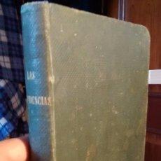 Libros antiguos: LAS CONFIDENCIAS - ALFONSO DE LAMARTINE (1864). Lote 56665845