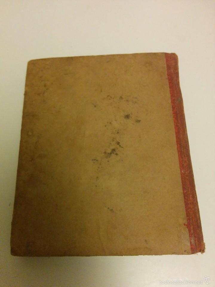 Libros antiguos: LIBRO ANTIGUO - Foto 4 - 56703694