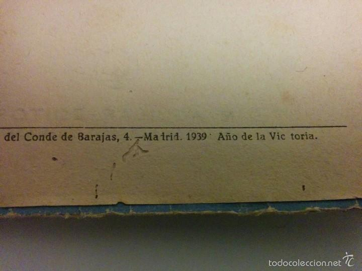 Libros antiguos: LIBRO ANTIGUO - Foto 6 - 56703694