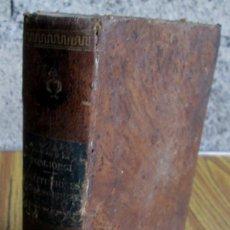 Libros antiguos: INSTITUTIONES - PHILOSOPHICAE - SALVATORIS TONGIORGI S. J. 1864. Lote 56706432
