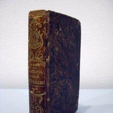 Libros antiguos: M. STURM - REFLEXIONES SOBRE LA NATURALEZA. TOMO IV. 1852.. Lote 56712452