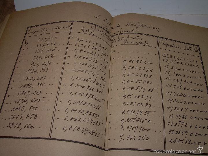 Libros antiguos: LIBRO TAPAS DE PIEL...APUNTES DE CONSTRUCCIONES INDUSTRIALES..AÑO. 1.885-86.....TODO GRABADOS. - Foto 16 - 56820390