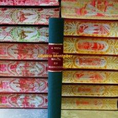 Libros antiguos: ESPAÑA EN MARRUECOS . CRÒNICA DE LA CAMPAÑA DE 1909 . AUTOR : RIERA AUGUSTO . Lote 56821193