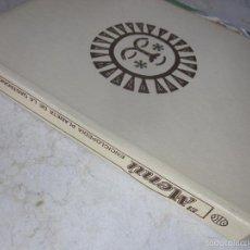 Libros antiguos: EL MENU - ENCICLOPEDIA PLANETA DE LA GASTRONOMIA - TOMO 3. Lote 56833852