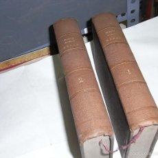 Libros antiguos: MARIANO JOSE DE LARRA, OBRAS COMPLETAS DE FIGARO, 2 TOMOS, PARIS, 1857, ED. BAUDRY. Lote 56853319