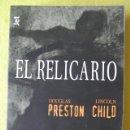 Libros antiguos: EL RELICARIO _ DOUGLAS PRESTON / LINCOLN CHILD. Lote 56885980