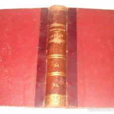 Libros antiguos: PÓNOS, CUENTO, FÁBULA Ó HISTORIA PARA LOS HOMBRES CHIQUITOS LLAMADOS NIÑOS. DOS TOMOS. RM74661. . Lote 56900423