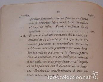 Libros antiguos: Pónos, cuento, fábula ó historia para los hombres chiquitos llamados niños. DOS TOMOS. RM74661. - Foto 5 - 56900423