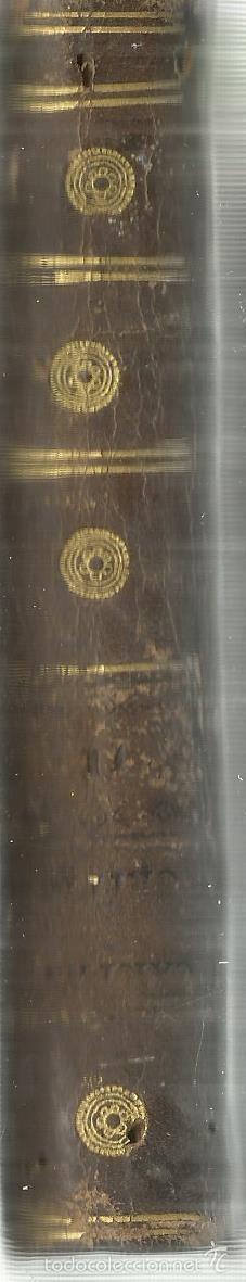 Libros antiguos: CARTAS CRITICAS SOBRE VARIAS QUESTIONES ERIDUTAS. ANTONIO CONSTANTINI. IM. BLAS ROMAN.MADRID. 1779 - Foto 4 - 56936601