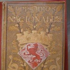 Libros antiguos: EPISODIOS NACIONALES. T. III. BENITO PEREZ GALDÓS. Lote 56973186