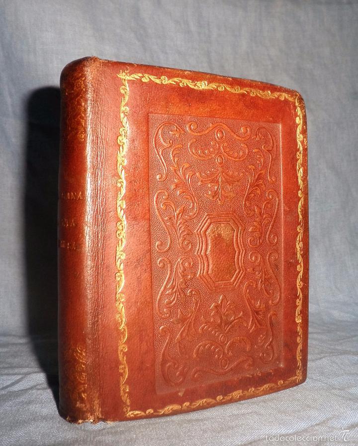 HISTORIA DE LA SEMANA SANTA - SEVILLA AÑO 1849 - BELLOS GRABADOS·MUY RARO. (Libros Antiguos, Raros y Curiosos - Historia - Otros)