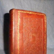 Libros antiguos: HISTORIA DE LA SEMANA SANTA - SEVILLA AÑO 1849 - BELLOS GRABADOS·MUY RARO.. Lote 56995561