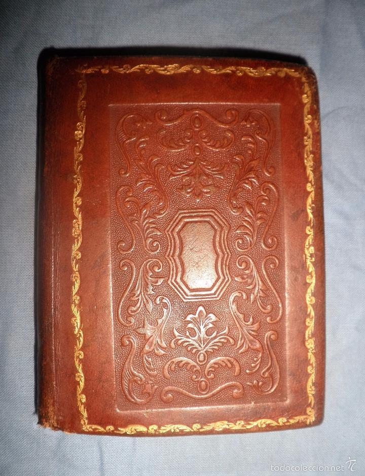 Libros antiguos: HISTORIA DE LA SEMANA SANTA - SEVILLA AÑO 1849 - BELLOS GRABADOS·MUY RARO. - Foto 3 - 56995561