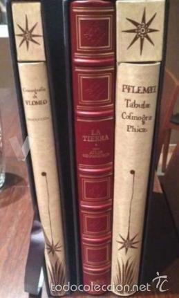 MUNDUS NOVUS ET VETERUS ,COSMOGRAFIA PTOLOMEO. (Libros Antiguos, Raros y Curiosos - Ciencias, Manuales y Oficios - Otros)