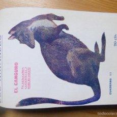 Libros antiguos: LOS ANIMALES // COLECCIÓN INFANTIL COMPLETA // 32 CUADERNOS // 1919. Lote 57020372