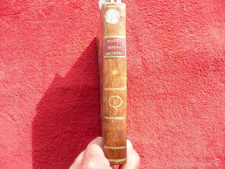 Libros antiguos: DEFENSA DE LA DECLARACION DE LA ASAMBLEA DEL CLERO DE FRANCIA. FCO. MARTINEZ MOLES. TOMO VI, 1771 - Foto 22 - 57073592