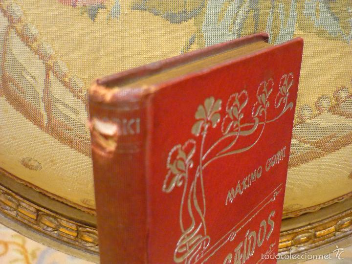 Libros antiguos: LOS CAÍDOS, DE MÁXIMO GORKI. - Foto 4 - 57074600