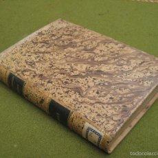 Libros antiguos: LEGISLACION DE PUERTOS - MADRID 1880.. Lote 57075041