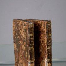 Libros antiguos: HISTORIA DE LA REVOLUCION DE FRANCIA EN 1848 -ALFONSO DE LAMARTINE- VOLUMEN II Y III- VALENCIA 1849. Lote 57084625