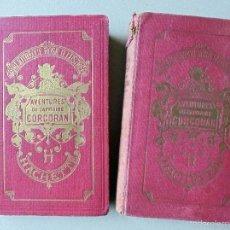 Libros antiguos: AVENTURAS DEL CAPITÁN CORCORÁN. Lote 57085965