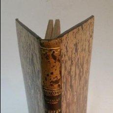 Libros antiguos: 1885 - J. GONZÁLEZ FORTE - ¡HUÉRFANO! NOVELA ORIGINAL. Lote 57090310