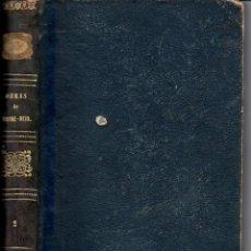 Libros antiguos: OCHO NOVELAS DE MAYNE REID PRIMERA EDICIÓN (GASPAR Y ROIG, 1870-1872) - NUMEROSOS GRABADOS. Lote 57105720
