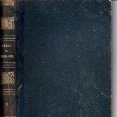 Libros antiguos: OCHO NOVELAS DE MAYNE REID PRIMERA EDICIÓN (GASPAR Y ROIG, 1872-1873) - NUMEROSOS GRABADOS. Lote 57105815