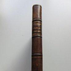 Libros antiguos: OBRAS COMPLETAS (TOMO 3) - JOSÉ DE LETAMENDI - VIUDA E HIJOS DE A. SANTARÉN - MADRID (1903). Lote 57134248