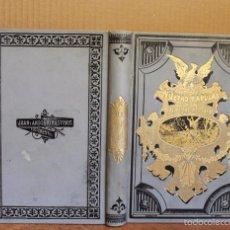 Libros antiguos: NUEVAS FÁBULAS DE D. FELIPE JACINTO SALA. ILUSTRADO. BARCELONA, 1886.. Lote 57186155