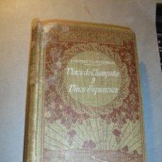 Libros antiguos: VINOS - P. PACOTTET Y L. GUITTONNEAU , VINOS DE CHAMPAÑA Y VINOS ESPUMOSOS 1929 BARCELONA . Lote 57188863