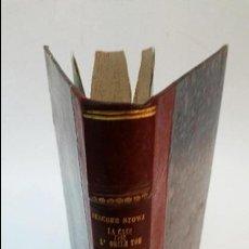 Libros antiguos: 1897 - HARRIET BEECHER STOWE - LA CASE DE L´ONCLE TOM. Lote 57215599