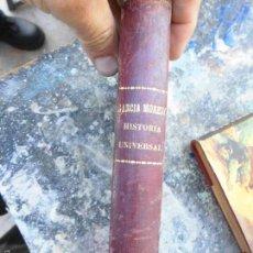 Libros antiguos: LIBRO ELEMENTOS DE HISTORIA UNIVERSAL TOMO II DR. ALEJO GARCÍA 1883 L-9309-39. Lote 57253939