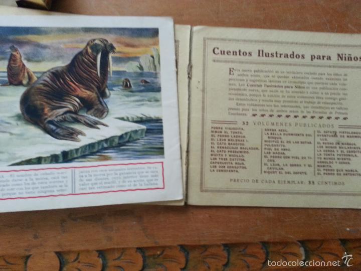 Libros antiguos: EL REINO ANIMAL PARA NIÑOS, ANIMALES SALVAJES , RAMON SOPENA . - Foto 2 - 57255719