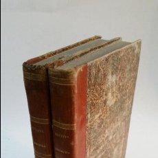 Libros antiguos: 1848 - MODESTO LAFUENTE - REVISTA EUROPEA (2 TOMOS). Lote 57260613