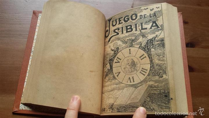 1903 JOSE OSES LARUMBE, EL ARTE DE ENAMORAR + 1890 GITANA AZUCENA, EL LIBRO DE LAS ADIVINANZAS (Libros Antiguos, Raros y Curiosos - Ciencias, Manuales y Oficios - Otros)