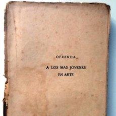 Libros antiguos: EL DIVINO FRACASO. R. CANSINOS ASSENS. . Lote 57282644