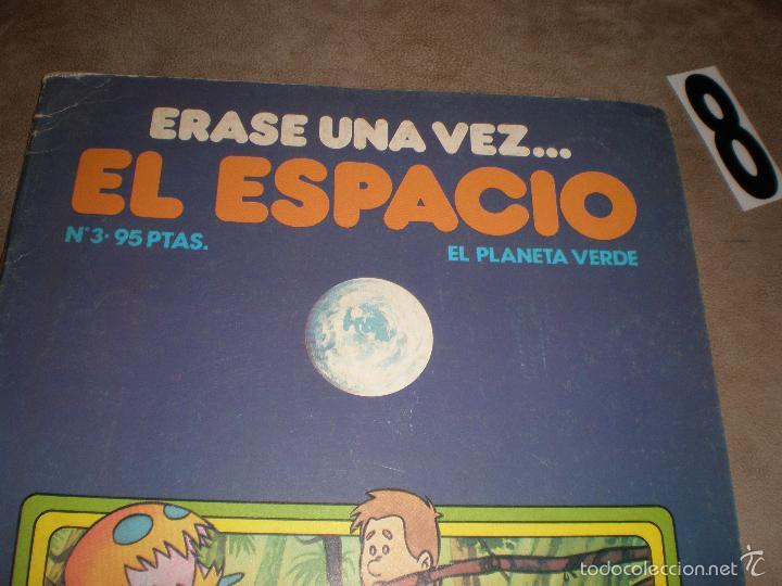 ERASE UNA VEZ EL ESPACIO,AÑO 1981 (Libros Antiguos, Raros y Curiosos - Literatura Infantil y Juvenil - Otros)