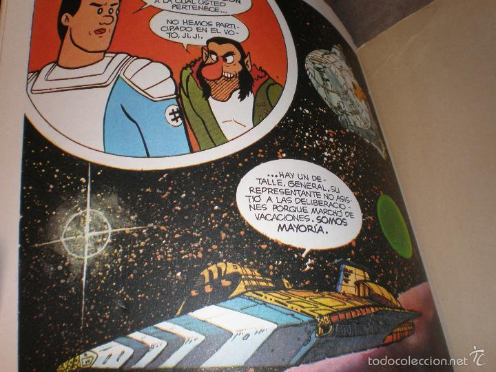 Libros antiguos: ERASE UNA VEZ EL ESPACIO,AÑO 1981 - Foto 4 - 172269004