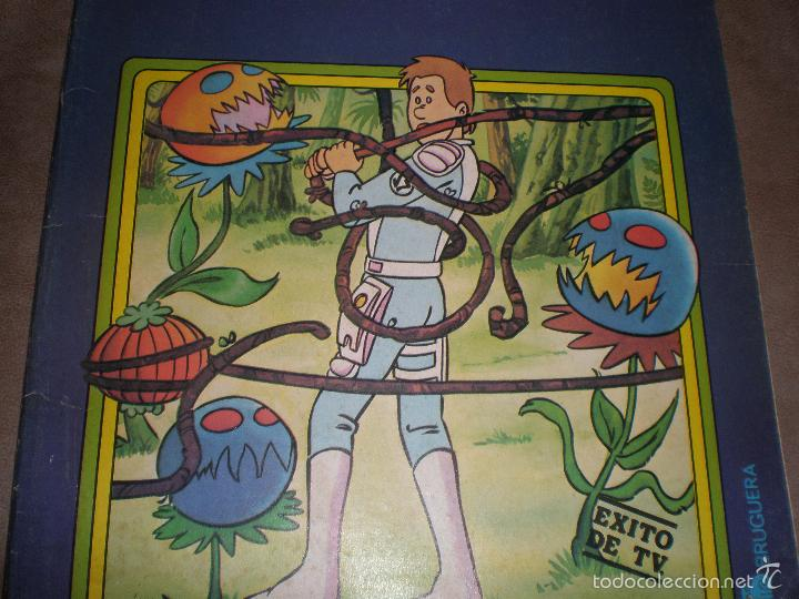 Libros antiguos: ERASE UNA VEZ EL ESPACIO,AÑO 1981 - Foto 5 - 172269004