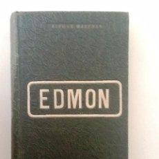 Libros antiguos: EDMON. 1908 ALFONS MASERA. . Lote 57355208
