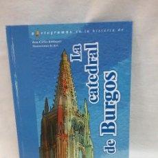 Livres anciens: LIBRO INFANTIL - PICTOGRAMAS EN LA HISTORIA DE LA CATEDRAL DE BURGOS - EDICIONES SM . Lote 144887794